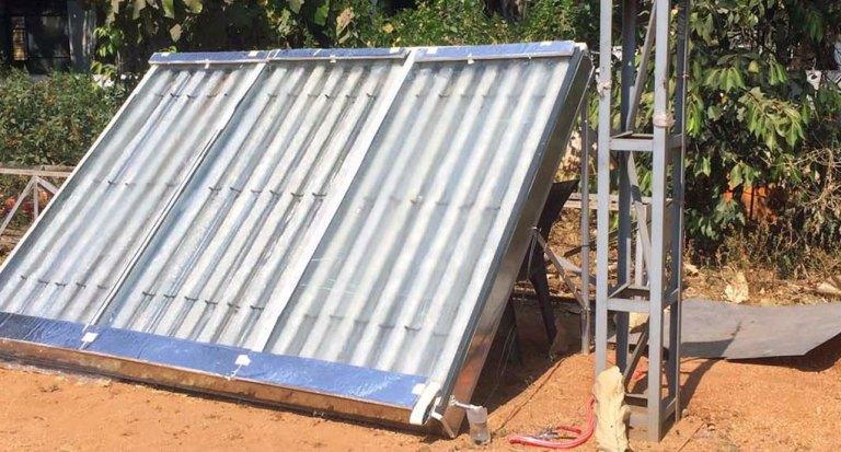 Startup transforma vapor em água usando energia solar
