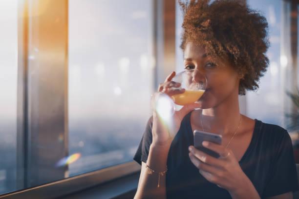Beba diretamente no copo